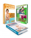 Potty Training Box Set: Effective and Proven Potty Training Guide for Potty Training Boys and Girls - Guaranteed to Bring Stress-Free Results In 3 Days ... training in 3 days, potty training tips) - Clara Ward, Linda Clark, Lisa Karr