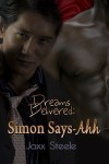 Simon Says...Ahh - Jaxx Steele