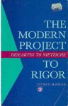 The Modern Project to Rigor - Patrick Madigan, Madigan
