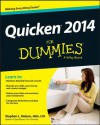 Quicken 2014 For Dummies: Wiley Plus/Web CT Stand-alone (Wiley Plus Products) - Stephen L. Nelson
