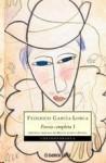 Poesia Completa I - Federico García Lorca