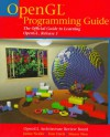 OpenGL Programming Guide: The Official Guide to Learning OpenGL, Release 1 - OpenGL Architecture Review Board, Tom Davis, Mason Woo