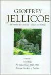 Geoffrey Jellicoe: Vol I Studies of a Landscape de - Geoffrey Jellicoe