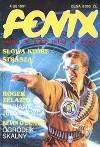 Fenix 1991 4 (8) - Jarosław Grzędowicz, Roger Zelazny, Eileen Gunn, Damon Knight, Redakcja magazynu Fenix