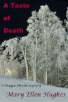 A Taste of Death - Mary Ellen Hughes