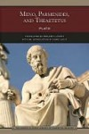 Meno/Parmenides/Theaetetus (Library of Essential Reading) - Plato, Benjamin Jowett, Marc Lucht