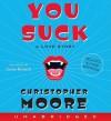 You Suck: A Love Story (Audio) - Christopher Moore, Susan Bennett, Susan Bennett