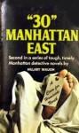 30 Manhattan East - Hillary Waugh
