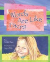 Words Are Like Faces - Edith Baer
