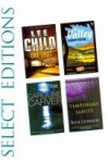 One Shot / The Valley / Black Tide / Temporary Sanity - Lee Child, Barry Pilton, Rose Connors, Caroline Carver