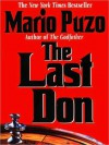 The Last Don (MP3 Book) - Mario Puzo, Joe Barrett