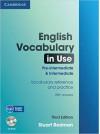 English vocabulary in use. pre-intermediate & intermediate - Stuart Redman, Felicity O'Dell