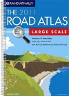 Rand McNally 2011 Large Scale Road Atlas - Rand McNally