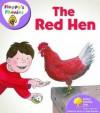 The Red Hen - Roderick Hunt, Alex Brychta