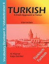 Turkish Vocabulary Developer II / T Rkisch Vokabeltrainer II - Katja Zehrfeld, Ali Akpinar