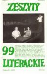 Zeszyty Literackie nr 99 (3/2007) - Redakcja kwartalnika Zeszyty Literackie