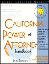 California Power of Attorney Handbook - John Talamo, Edward A. Haman