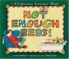 Not Enough Beds!: A Christmas Alphabet Book (Carolrhoda Picture Books) - Lisa Bullard