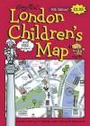 Guy Fox Children's Map of London - Kourtney Harper
