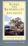 Sense and Sensibility: Authoritative Text Contexts Criticism - Claudia L. Johnson, Jane Austen