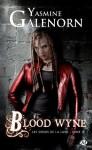 Blood Wyne (Les soeurs de la lune, #9) - Yasmine Galenorn