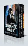 The Yancy Lazarus Series: Books 1 - 3 (Strange Magic, Cold Hearted, Wendigo Rising) - James Hunter