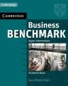 Business Benchmark Upper Intermediate Student's Book Bec Edition - Guy Brook-Hart