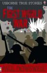 The First World War (Usborne True Stories) - Paul Dowswell, Henry Brook
