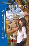 The Deputy's Lost and Found (Men of the West, #19) - Stella Bagwell