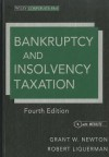 Bankruptcy and Insolvency Taxation - Grant W. Newton, Robert Liquerman