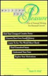 Writing for Pleasure: Use of Personal Writing for Personal Growth - Susan D. Artof