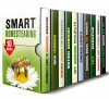 Smart Homesteading Box Set (10 in 1): Backyard Beekeeping, Raising Chickens and Building Your Chicken Coop, Gardening Projects, Growing Vegetables and So Much More (Homesteading & Backyard Farming) - Monica Hamilton, Lillian Harper, Michael Hansen, Carrie Hicks, Cheryl Palmer, Tommy Jacobson, Amy Larson, Kirk Romero