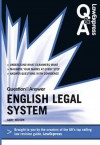 English Legal System Law - Gary Wilson