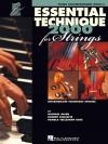 Essential Technique 2000 for Strings: Piano Accompaniment - Robert Gillespie, Michael Allen