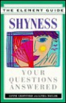 Shyness: Your Questions Answered - Lynne Crawford, Linda Taylor