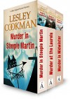 A Libby Sarjeant Murder Mystery Boxset Vol 1 - Lesley Cookman