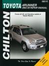 Toyota 4Runner - Tim Imhoff