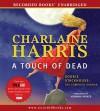 A Touch of Dead - Charlaine Harris, Johanna Parker