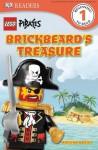 LEGO® Pirates Brickbeard's Treasure (DK READERS) - Hannah Dolan