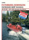 Evinrude/Johnson Outboard Shop Manual, 48-235 HP, 1973-1990 - Clymer Publishing