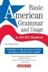 Basic American Grammar and Usage: An ESL/EFL Handbook - Marcel Danesi
