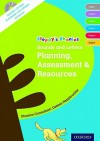 Floppy's Phonics: Sounds and Letters: Planning, Assessment & Resources Book & CD - Roderick Hunt