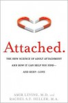 Attached - Amir Levine, Rachel Heller