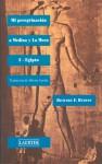 Mi peregrinación a Medina y La Meca. I. Egipto - Richard Francis Burton