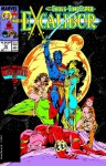 Excalibur Classic - Volume 3: Cross-Time Caper - Book 1 - Chris Claremont, Alan Davis, Ron Lim, Dennis Jensen, Rick Leonardi