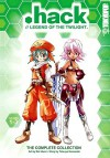 .hack//Legend of the Twilight 1-3: The Complete Collection - Tatsuya Hamazaki, Rei Idumi