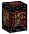The Complete Short Stories: Masterpieces in Miniature - Agatha Christie