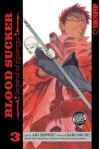 Blood Sucker: Legend of Zipangu, Volume 3 - Saki Okuse, Aki Shimizu