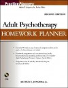 Adult Psychotherapy Homework Planner (PracticePlanners) - Arthur E. Jongsma Jr.