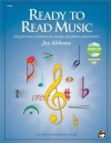 Ready to Read Music: Sequential Lessons in Music Reading Readiness, Book & Data CD (Enhanced CD) - Jay Althouse
